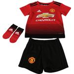 Adidas Manchester United Home Jersey Mini Kit 18/19 Infant