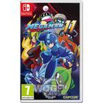 Sci-Fi Nintendo Switch Games Mega Man 11