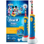 Electric Toothbrushes Oral-B Stages Power Kids Rechargeable Disney Mickey Mouse Advance Power 950TX