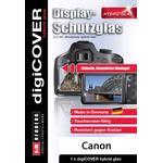 digiCOVER Hybrid Glas Canon EOS M5/M6/M50/M100
