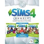 Compilation PC Games The Sims 4 - Bundle Pack 6