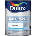 Wall Paint Dulux Light + Space Wall Paint, Ceiling Paint White 5L