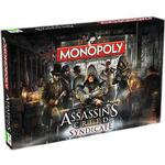 Family Board Games Winning Moves Ltd Monopoly: Assassin's Creed Syndicate