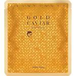 Sheet Mask - Niacinamide Holika Holika Youth Gold Caviar Gold Foil Mask