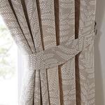 Curtains Dunelm Alderly 66cm