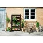 Aluminum - Mini Greenhouses Juliana City 0.32m² 4mm Aluminum Hardened Glass