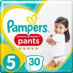 Pampers Premium Protection Pants Size 5