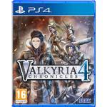 Real-Time Tactics (RTT) PlayStation 4 Games Valkyria Chronicles 4
