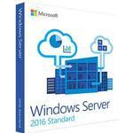 Microsoft Windows Server 2016 Standard 16 Core English (64-bit OEM)