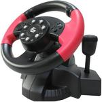 Game Controllers Gembird STR-MV-02 Steering Wheel (PC/PS2/PS3)
