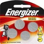 Batteries price comparison Energizer CR2032 4-pack