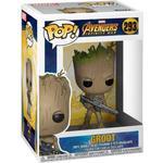 Guardians of the Galaxy - Figurines Funko Pop! Marvel Avengers Infinity War Groot