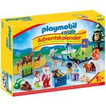 Animals Toys Playmobil 1.2.3 Forest Christmas of the Animals Advent Calendar 2018 9391