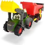 Farm Life - Tractor Dickie Toys Happy Farm Trailer