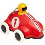 Wood - Car Brio Push & Go Racer 30226