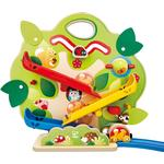 Marble Maze Hape Nutty Squirrel Railway