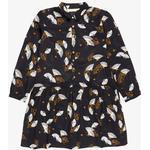 Shirt Dresses - Girl Children's Clothing Soft Gallery Shirt Jeena - Jet Black (008-199-765)