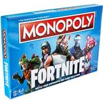 Family Board Games - Roll-and-Move Monopoly: Fortnite