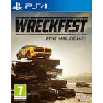 Racing PlayStation 4 Games price comparison Wreckfest