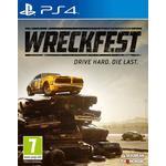 Racing PlayStation 4 Games Wreckfest