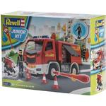 Construction Kit - Fire fighter Revell Junior Kit Fire Truck with Figure 00819
