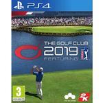 3+ PlayStation 4 Games The Golf Club 2019