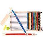 Weaving & Sewing Toys - Wood Woody Weaving Loom