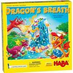 Childrens Board Games Haba Dragon's Breath