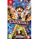 Party Nintendo Switch Games Carnival Games