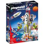 Outer Space - Play Set Playmobil Mission Rocket with Launch Site 9488