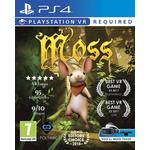 PlayStation 4 Games price comparison Moss
