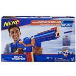 Plasti - Action Play Nerf N-Strike Elite Delta Trooper