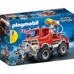 Fire fighter - Lorry Playmobil Fire Truck 9466