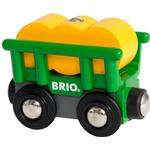 Train Accessories - Plasti Brio Hay Wagon 33895