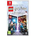 1-2 Nintendo Switch Games Lego Harry Potter Collection