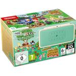Portable Game Consoles Deals Nintendo New 2DS XL Animal Crossing Edition - Animal Crossing New Leaf: Welcome Amiibo