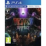 VR Support (Virtual Reality) PlayStation 4 Games Tetris Effect