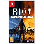 Real-Tme Strategy (RTS) Nintendo Switch Games Riot: Civil Unrest