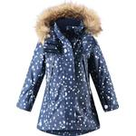 Polyurethane - Winter Jacket Children's Clothing Reima Silda Winter Jacket - Navy (521574-6988)