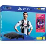 Game Consoles Deals Sony PlayStation 4 Slim 500GB - Fifa 19 Bundle
