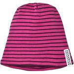 Stripes - Beanies Children's Clothing Geggamoja Topline Fleece - Cerise/Marine (15617202)
