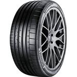 Summer Tyres price comparison Continental ContiSportContact 6 265/40 ZR21 105Y XL FR