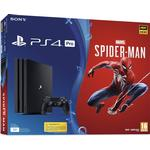 Game Consoles Deals Sony PlayStation 4 Pro 1TB - Marvel's Spider-Man