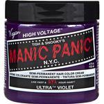 Semi-permanent Hair Colour Manic Panic Classic High Voltage Ultra Violet 118ml