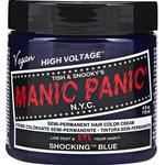 Semi-permanent Hair Colour Manic Panic Classic High Voltage Shocking Blue 118ml