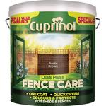 Wood Protection price comparison Cuprinol Less Mess Fence Care Wood Protection Brown 6L
