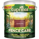 Wood Protection price comparison Cuprinol Less Mess Fence Care Wood Protection Red 6L