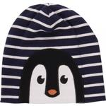 Stripes - Beanies Children's Clothing Fred's World Penguin Beanie - Navy (1573045000_019392001)