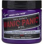Semi-permanent Hair Colour Manic Panic Classic High Voltage Electric Amethyst 118ml