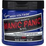 Semi-permanent Hair Colour Manic Panic Classic High Voltage Bad Boy Blue 118ml